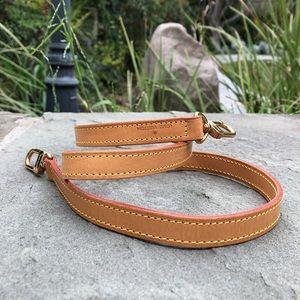 Louis Vuitton Accessories - 💯Authentic Louis Vuitton Vachetta Leather Strap